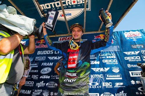 Cooper Webb Crowned 250 Champion!